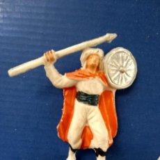 Figuras de Borracha e PVC: FIGURA ÁRABE MEDIEVAL PECH. Lote 285334663