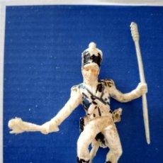 Figuras de Goma y PVC: FIGURA ARTILLERO SOLDADO FRANCÉS PECH. Lote 285334723