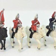 """Figure di Gomma e PVC: BRITAINS SERIE """"HERALD"""". Lote 285554893"""