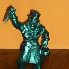 Figuras de Goma y PVC: FIGURA PVC YOLANDA SERIE MONSTRUOS - JACK EL DESTRIPADOR- AÑOS 90 MADE IN SPAIN. Lote 285737083