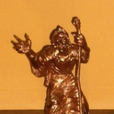 Figuras de Goma y PVC: FIGURA DE PVC SERIE MONSTRUOS - BRUJA -YOLANDA 1992 MADE IN SPAIN COMANSI. Lote 285767183