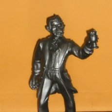 Figuras de Goma y PVC: FIGURA DE PVC SERIE MONSTRUOS - DRACULA-YOLANDA 1992 MADE IN SPAIN COMANSI. Lote 286148973