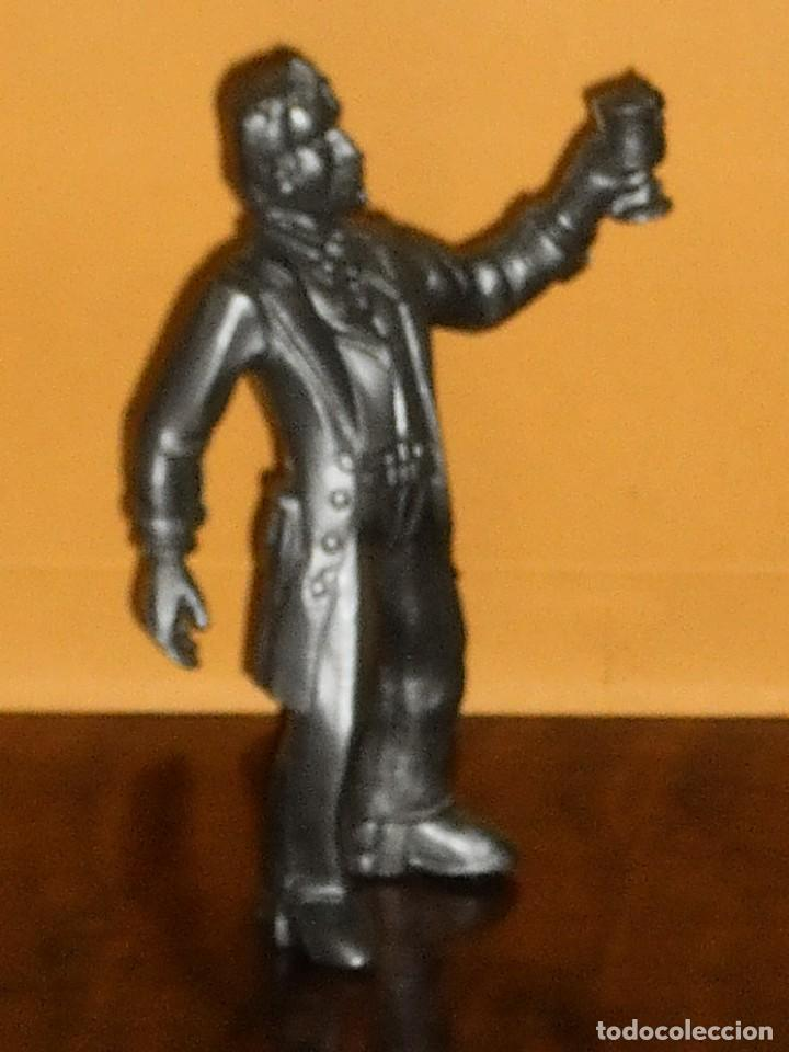 Figuras de Goma y PVC: FIGURA DE PVC SERIE MONSTRUOS - DRACULA-YOLANDA 1992 MADE IN SPAIN COMANSI - Foto 6 - 286148973