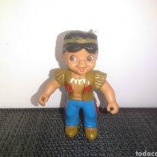 Figuras de Goma y PVC: FIGURA DE JACKIE Y NUCA EL BOSQUE DE TALLAC ANTIGUA. Lote 286149773