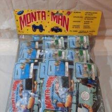 Figuras de Goma y PVC: MONTAPLEX BLISTER COMPLETO PRECINTADO AVION PRACTICAS EXTRA 44 MONTA- MAN, NUEVOS A ESTRENAR!. Lote 286184468