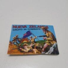Figuras de Goma y PVC: ANTIGUO SOBRE DE KIOSCO MONTAPLEX NUEVA ZELANDA. Lote 286638863