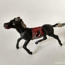 Figuras de Goma y PVC: FIGURA CABALLO INDIO COMANSI. Lote 286683843