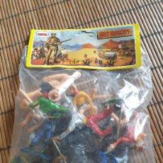 Figuras de Goma y PVC: BOLSA CERRADA, DAVY CROCKETT, DE COMANSI.. Lote 286856048
