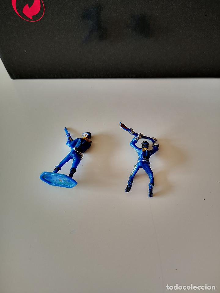 Figuras de Goma y PVC: GRAN LOTE DE FIGURAS PVC INDIOS Y VAQUEROS TIPO COMANSI - Foto 6 - 286928553