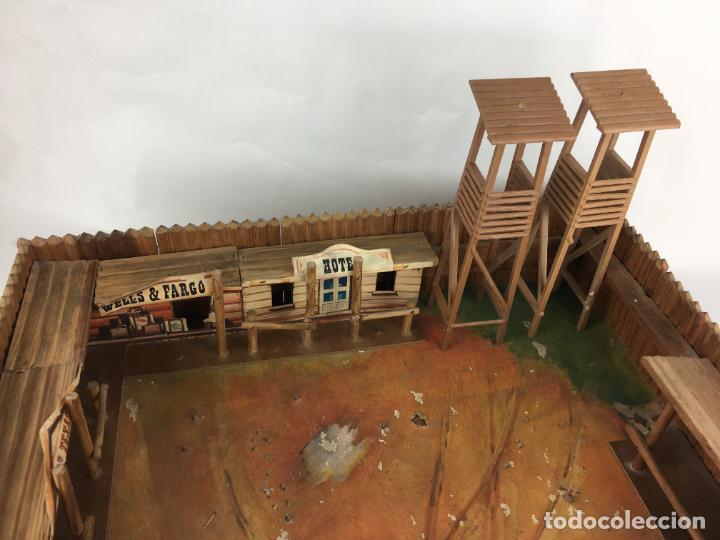 Figuras de Goma y PVC: Fuerte Fort Federal de Comansi. 1ª generación. - Foto 2 - 287011098