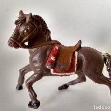 Figuras de Goma y PVC: FIGURA CABALLO DE TEIXIDO GUARDIA DE FRANCO. Lote 287129328
