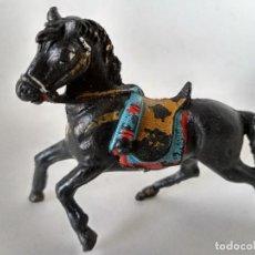 Figuras de Goma y PVC: FIGURA CABALLO DE TEIXIDO GUARDIA RDE FRANCO. Lote 287129483