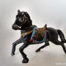 Figuras de Goma y PVC: FIGURA CABALLO GUARDIA DE FRANCO TEIXIDO. Lote 287129743