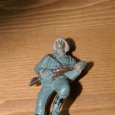 Figuras de Goma y PVC: SOLDADO ALEMAN DE PECH TAL COMO SE VE. Lote 287253318