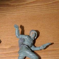Figuras de Goma y PVC: SOLDADO ALEMAN DE PECH TAL COMO SE VE. Lote 287253538