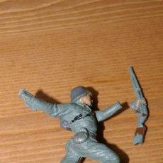 Figuras de Goma y PVC: SOLDADO ALEMAN DE PECH TAL COMO SE VE. Lote 287253638