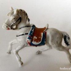 Figuras de Goma y PVC: FIGURA CABALLO GUARDIA DE FRANCO TEIXIDO. Lote 287253853