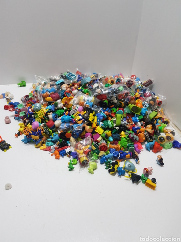 LOTE FIGURAS KINDER 4 KG (Juguetes - Figuras de Gomas y Pvc - Kinder)