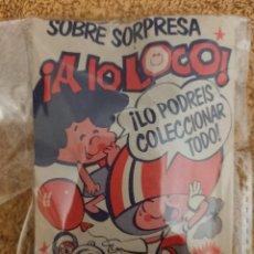 Figuras de Borracha e PVC: SOBRE SORPRESA A LO LOCO. Lote 287318563