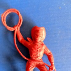 Figuras de Goma y PVC: FIGURA VAQUERO COMANSI. Lote 287319903