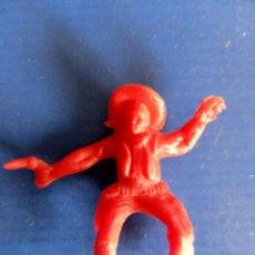 Figuras de Goma y PVC: FIGURA VAQUERO LAFREDO PECH. Lote 287350653