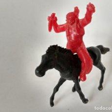 Figuras de Goma y PVC: FIGURAS INDIO LAFREDO. Lote 287352078