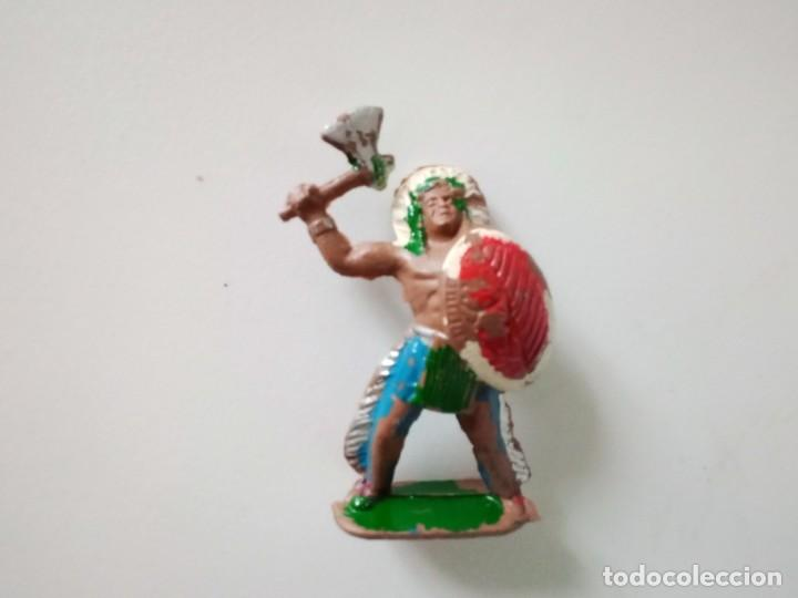 FIGURA INDIO LAFREDO (Juguetes - Figuras de Goma y Pvc - Lafredo)