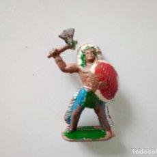 Figuras de Goma y PVC: FIGURA INDIO LAFREDO. Lote 287352833
