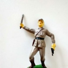 Figuras de Goma y PVC: FIGURA SOLDADO JAPONÉS GOMA JECSAN. Lote 287353143