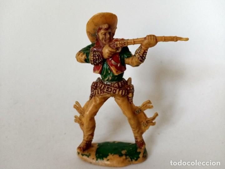 FIGURA VAQUERO LAFREDO (Juguetes - Figuras de Goma y Pvc - Lafredo)