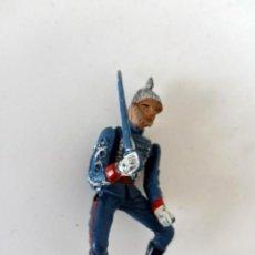 Figuras de Goma y PVC: FIGURA SOLDADO GUARDIA DE FRANCO TEIXIDO. Lote 287391123