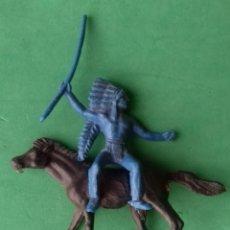 Figuras de Goma y PVC: FIGURAS Y SOLDADITOS DE 4 A 5 CTMS -15660. Lote 287423323