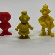 Figuras de Borracha e PVC: DUNKIN BRUGUERA, ZIPI O ZAPE, OTILIO, Y HERMAN GILDA. Lote 287573993