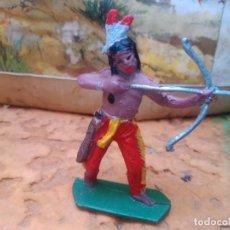 Figuras de Goma y PVC: INDIO DE COMANSI. Lote 287574948