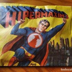 Figuras de Goma y PVC: HIPERMAXIM'S - SOBRE SIN ABRIR AÑOS 70 - SUPERMAN BOOTLEG SPAIN.. Lote 287671838