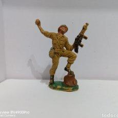 Figuras de Goma y PVC: JECSAN AMERICANOS. Lote 287734223