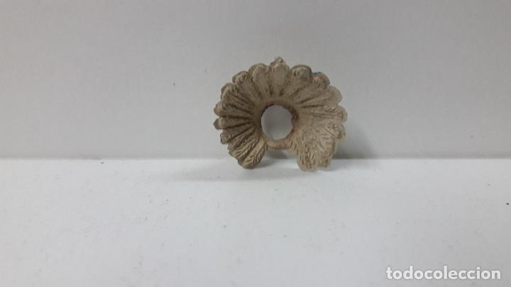 Figuras de Goma y PVC: PENACHO . REALIZADO POR JECSAN . SERIE SAFARI - INDIOS . ORIGINAL AÑOS 50 EN GOMA - Foto 2 - 287738263