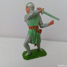 Figuras de Goma y PVC: MEDIEVALES JECSAN. Lote 287738273