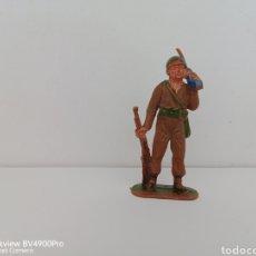 Figuras de Goma y PVC: JECSAN AMERICANOS. Lote 287741093
