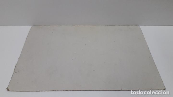 Figuras de Goma y PVC: TAPA ORIGINAL DE LA CAJA DEL JABATO . REALIZADA POR ESTEREOPLAST - CONCESION BRUGUERA S.A. . AÑOS 60 - Foto 14 - 287750353