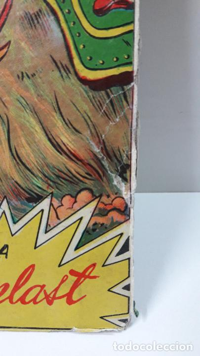 Figuras de Goma y PVC: TAPA ORIGINAL DE LA CAJA DEL JABATO . REALIZADA POR ESTEREOPLAST - CONCESION BRUGUERA S.A. . AÑOS 60 - Foto 17 - 287750353