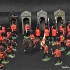 """Figuras de Goma y PVC: BRITAINS LTD. SERIE """"HERALD"""". Lote 287800458"""