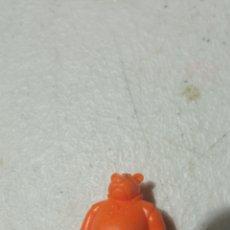 Figuras de Goma y PVC: ANTIGUA FIGURA DUNKIN PLANCHET DARTACAN Y LOS 3 MOSQUEPERROS. Lote 287950383