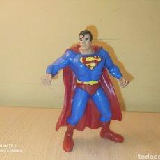 Figuras de Goma y PVC: FIGURA SUPERMAN MARVEL DC COMICS SPAIN 1992 PVC SUPERHEROES. Lote 288028213