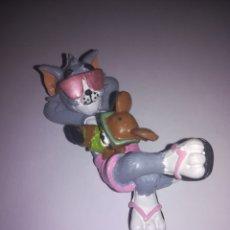Figuras de Goma y PVC: TOM Y JERRY FIGURA DE PVC AÑOS 80 COMICS SPAIN HANNA AND BARBERA. Lote 288035963