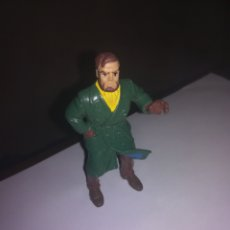 Figuras de Goma y PVC: BLAKE Y MORTIMER FIGURA DE PVC AÑOS 80 COMICS SPAIN. Lote 288036083