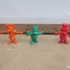 Figuras de Goma y PVC: FIGURAS DUNKIN SERIE DISNEY. Lote 288074708