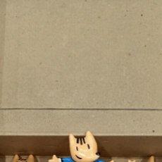 Figuras de Goma y PVC: CAJA DE FIGURAS (20) PVC GOMA COBI MASCOTA OLIMPIADAS BARCELONA COMANSI 1988. Lote 288093928