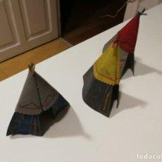 Figuras de Goma y PVC: REAMSA COMANSI JECSAN PECH TIPI TIENDA INDIA AÑOS 50. Lote 288103413