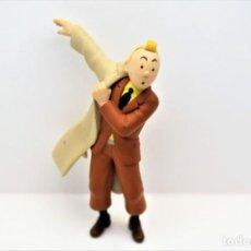 Figuras de Goma y PVC: FIGURA EN GOMA /PVC DEL FAMOSO PERSONAJE DE TINTÍN.. Lote 288106798